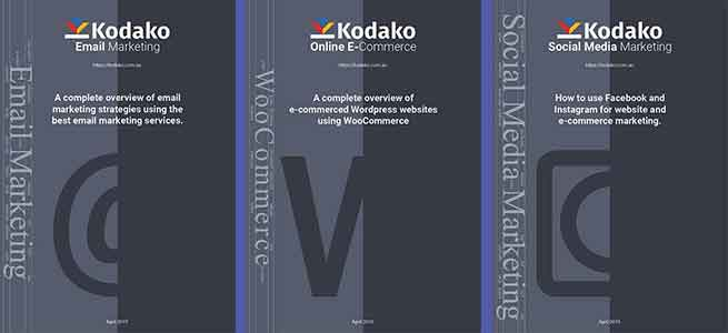 Kodako Subscribe