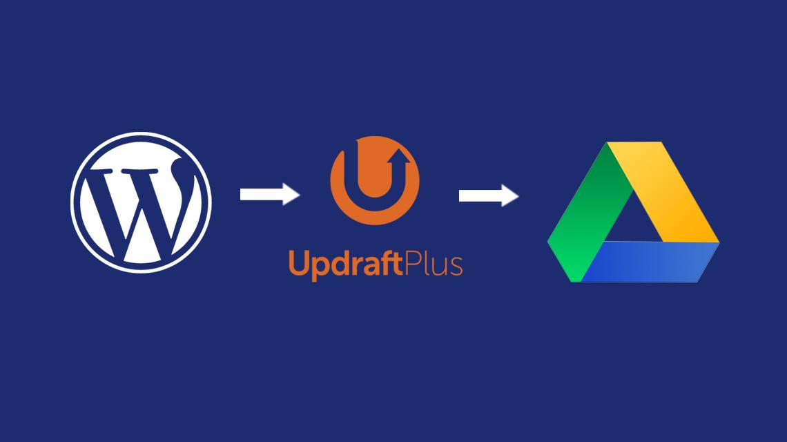 WordPress Backup UpdraftPlus